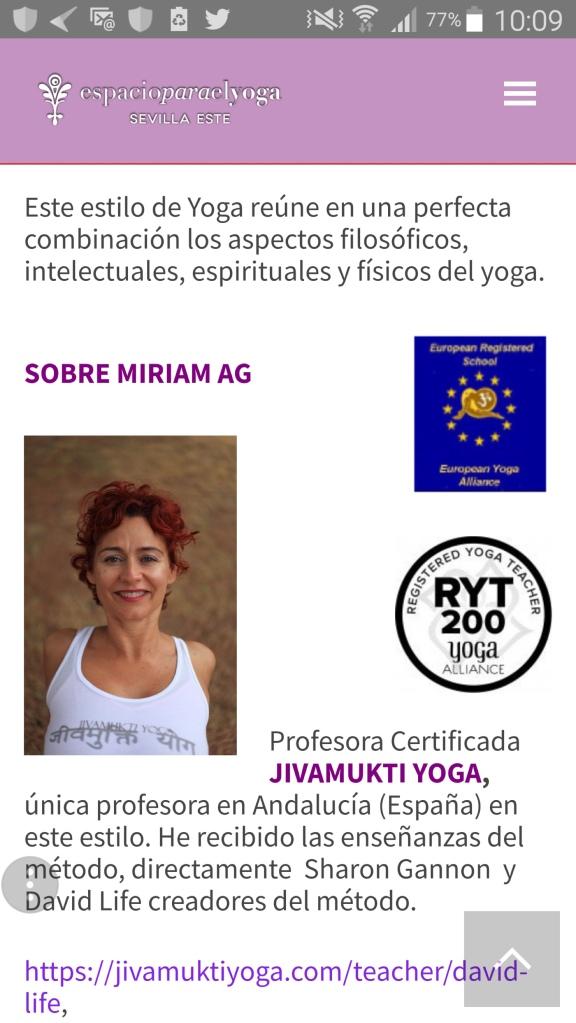 Dirige el taller de yoga para niños y niñas